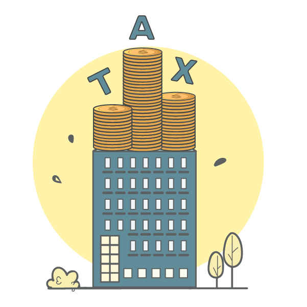 法人比照個人課稅
